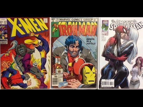 Humongous Comic Book Haul!  Silver Age X-men, Keys, Hot Covers & More!  EP. 106