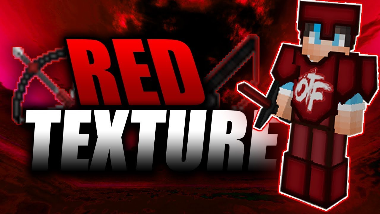 Fps boost (minecraft pe, win10, xbox, ps4) 2020 subscribe: BEST RED PVP TEXTURE FOR MCPE !! 64x64 Wajib Download