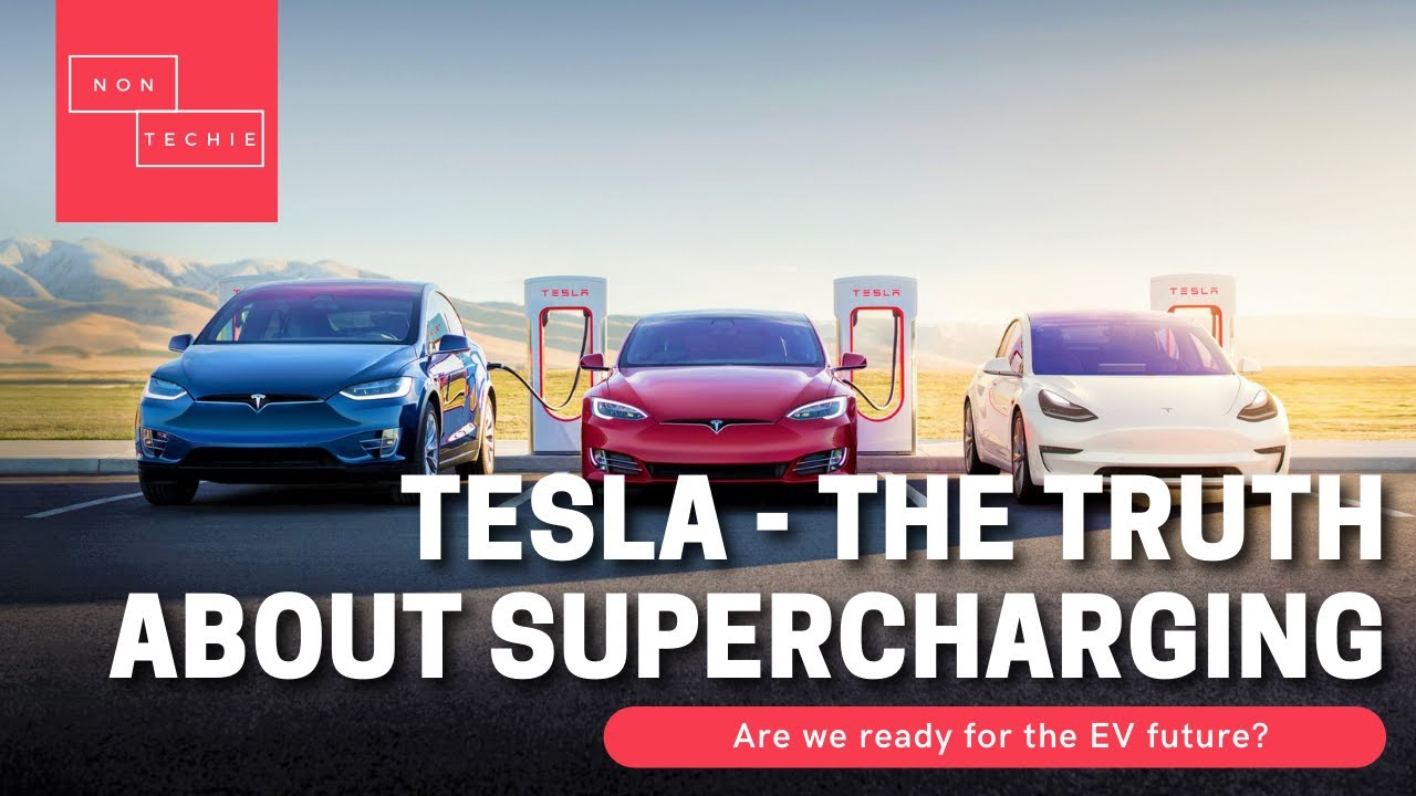 Tesla – The Truth About Supercharging
