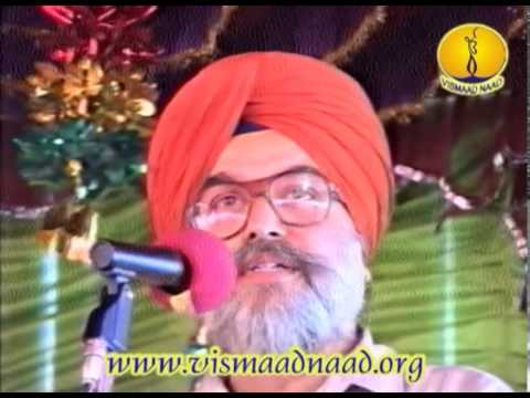 Few Words about Sri Dasam Granth_ Dr Jodh Singh : Adutti Gurmat Sangeet Samellan 1996