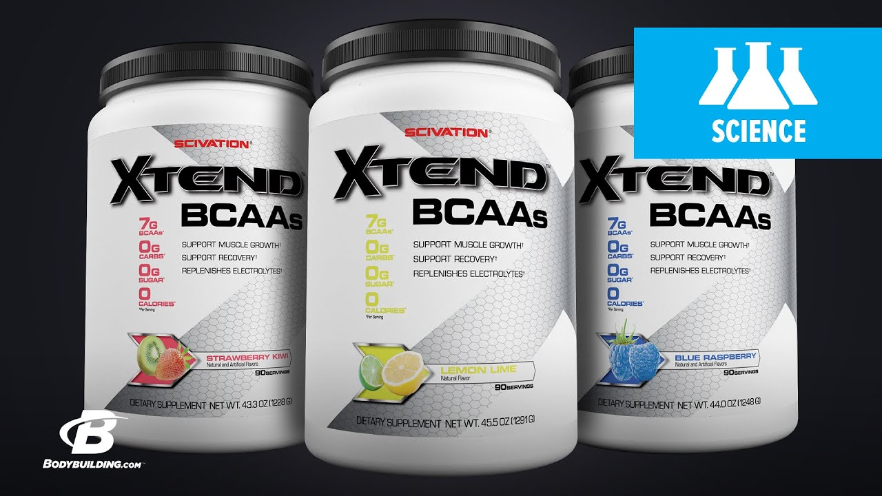 Scivation xtend svorio metimas,
