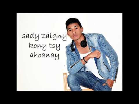 TECKY - Tsy ahoanay (Ambilanaro 'zay hisoma) AUDIO GASY 2018