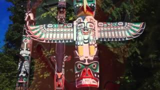 Grade Four Personal Totem Poles
