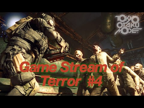 Game Stream of Terror #4! Resident Evil: Umbrella Corps, with direct coaching from Game Producer!