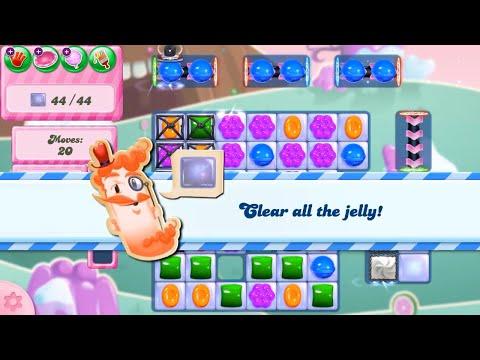 Candy Crush Saga Level 2860 NO BOOSTERS