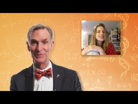 Study Science, Think Abstractly, Change the World | Bill Nye