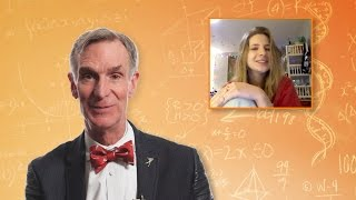 Study Science, Think Abstractly, Change the World   Bill Nye
