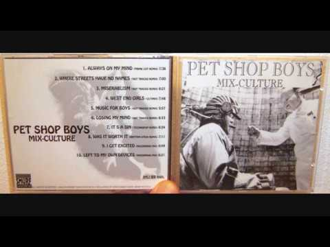 Pet Shop Boys - Always on my mind (1987 Prime cuts)