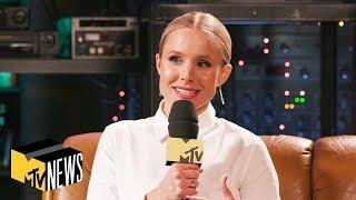 Kristen Bell Talks Participating in 'Veronica Mars' & Gossip Girl Revivals | MTV News