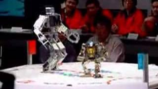 robo one myro2 a humongous humanoid robot