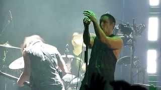 "Nine Inch Nails - ""Survivalism"" - Live at Staples Center"