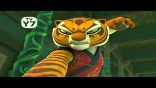 Kung Fu Panda Legends of awesomeness - Kung fu Fighting