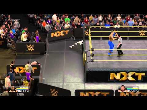Gay porn star in WWE 2K15-My Career pt3