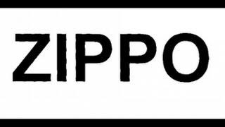 Zippo-Остаток слов