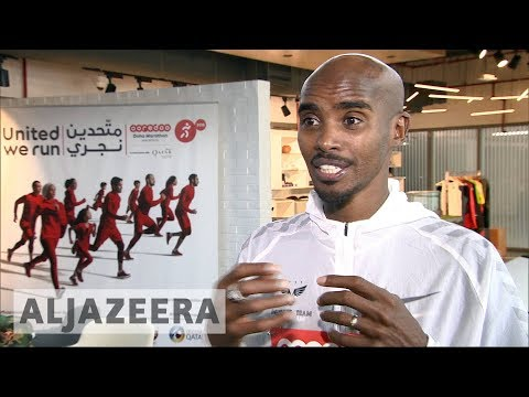 New road for track king: Farah aims for Olympic marathon gold