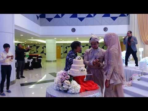 Wedding Emcee - Cover Hazrul Nizam - Kaulah Segalanya - Acara Memotong Kek