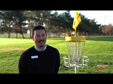 Disc Golf On Golf Courses: David L. Baker GC