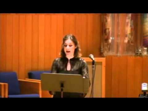 Maria Dubinsky: Sasha Argov, Shir Eres שיר ערש ,סשה ארגוב