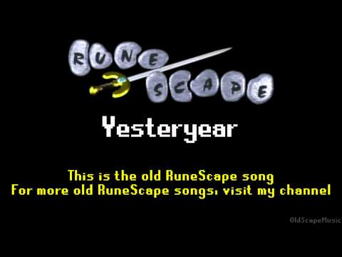 Old RuneScape Soundtrack: Yesteryear