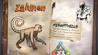 ARK: Survival Evolved [GUIDE/Deutsch] ** Mesopithecus zähmen **