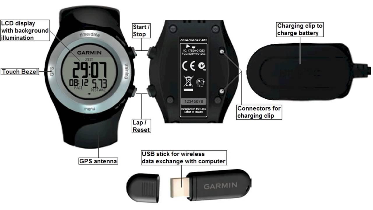 garmin forerunner 405 battery youtube rh youtube com garmin forerunner 405 user guide garmin 405 instruction manual