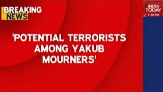 Potential Terrorists Among Yakub Mourners: Tripura Governor