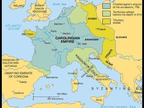 The Carolingian Dynasty