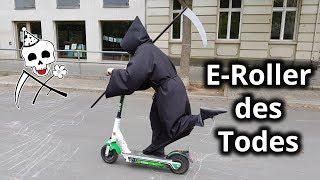 Der Tod fährt E-Roller – Death Comedy