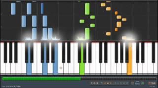 Video Piano Tutorial - Hunter x Hunter - Kurapika's Theme download MP3, 3GP, MP4, WEBM, AVI, FLV Juli 2018