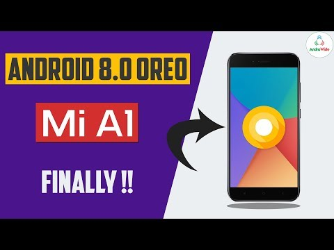 Android 8 Oreo New Features on Xiaomi Mi A1 | हिंदी