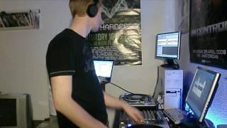 Eurythmix DJ Team - Ten Min Mix - Hardstyle #5- HardBase.FM