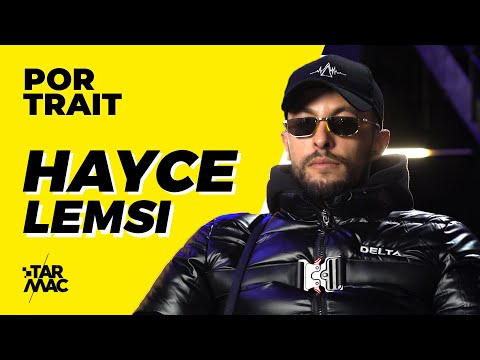 Youtube: HAYCE LEMSI • PORTRAIT
