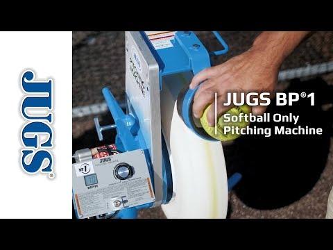 BP1 Softball Only Pitching Machine  | JUGS Sports