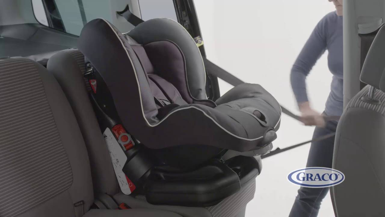 GracoR CoastTM Toddler Car Seat 9 18kg Installation Guide