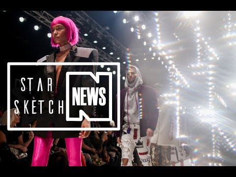 34th SEASON OF MERCEDES-BENZ FASHION WEEK RUSSIA IN MOSCOW