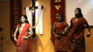 El-Shaddai Revival Centre -Youth Dance