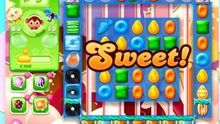 Candy Crush Jelly Saga Level 1088 *** NO BOOSTERS