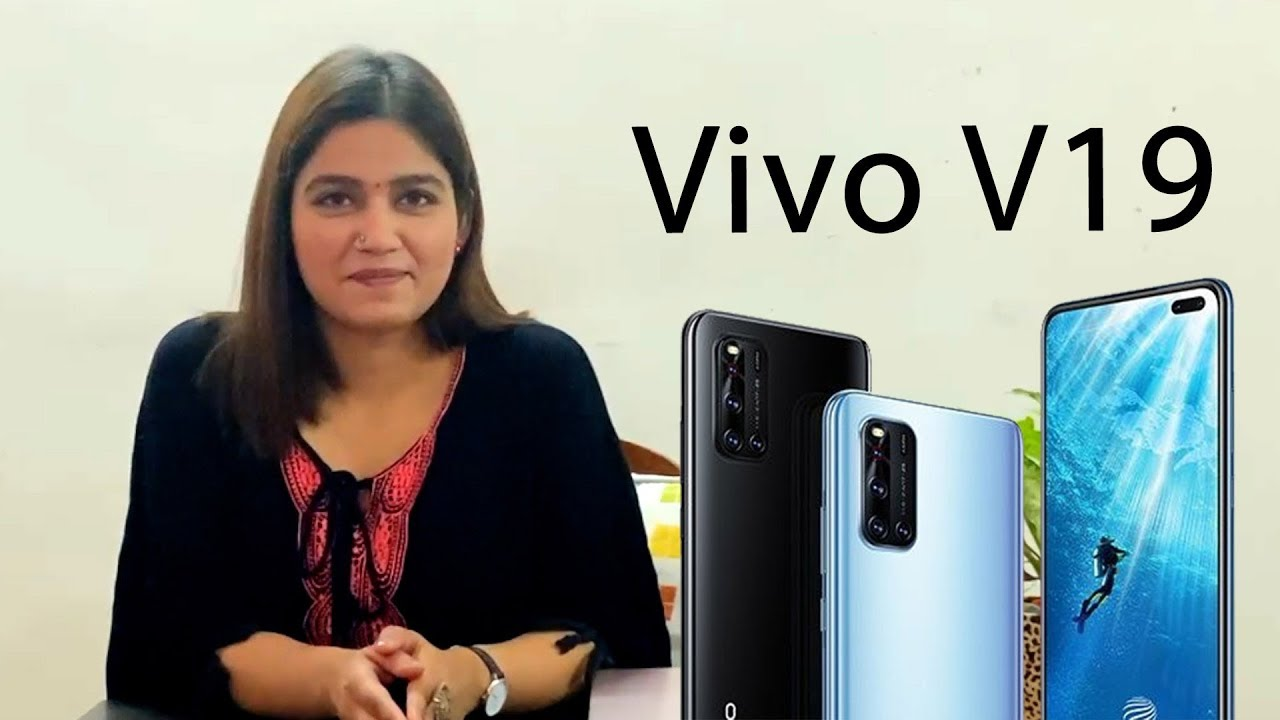 Vivo V19: review of specifications