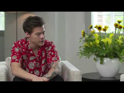 Harry Styles's Interview for RTL 102.5