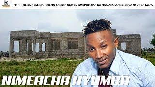 AMRI THE BIZNESS MAREHEMU SAM WA UKWELI AMEPUMZIKA NA MAFANIKIO AMEJENGA NYUMBA KWAO