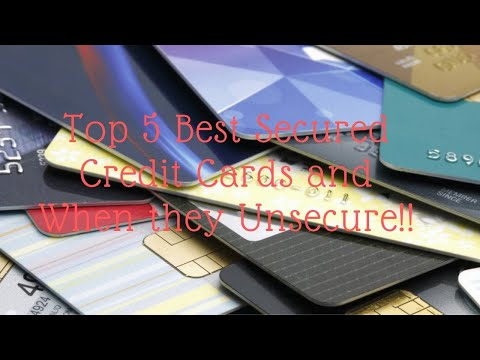 top-5-secure-credit-cards-and-when-they-unsecure-2020