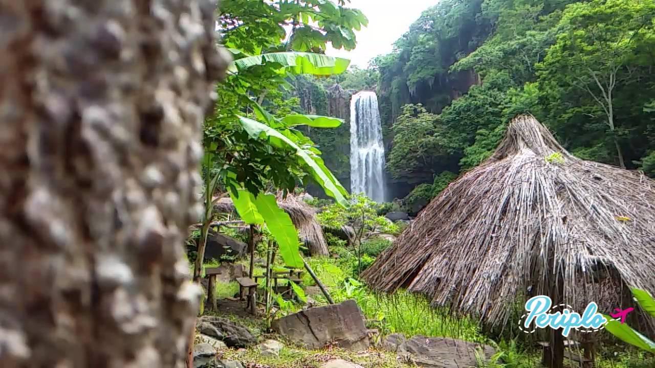 Cascada San Pedro Soteapan, Veracruz - YouTube