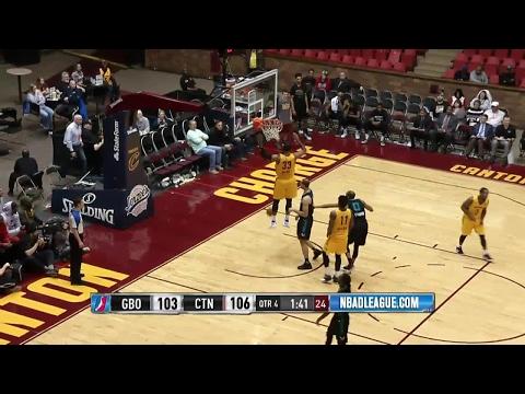 Highlights: Jonathan Holmes (23 points)  vs. the Swarm, 2/28/2017