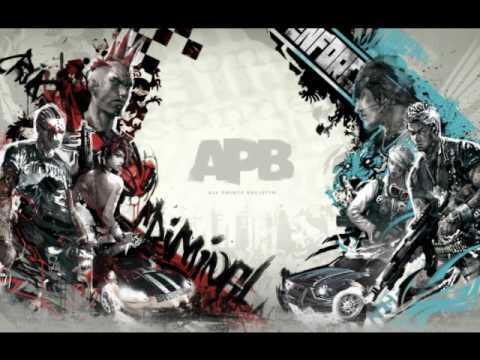 (APB) All Points Bulletin Theme Music (Clean)