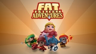 Fat Princess Adventures - Part 1- Rescuing Princess - Single and CO -OP Play - On PS4