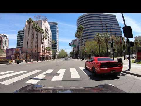 Downtown San Jose Driving Tour