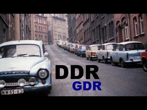 FLASHBACK - DDR / GDR  1987 + 1989 Reisebilder - Travel pictures East Germany