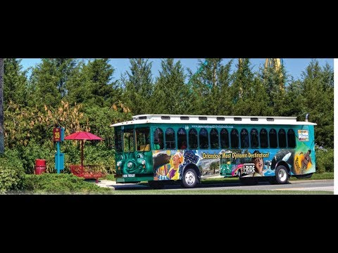 How to Use the I-Ride Trolley Service
