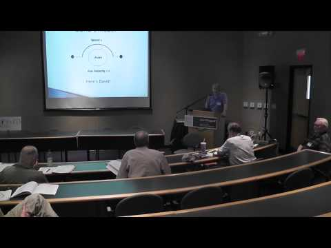 CNPS 2015: Part 2, Bob de Hilster: Light, Gravity, and Mass: A Particle Theory
