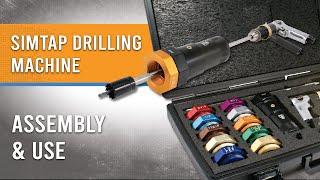 SIMTAP Drilling Machine